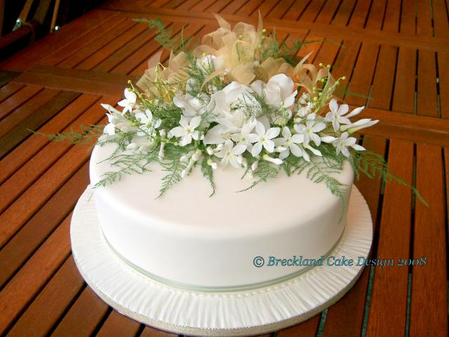 How Much Cake Do I Need For My Wedding: Breckland Cake Design