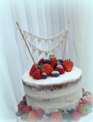 Wedding Cakes Norfolk